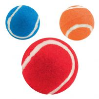 "Medium 2.5"" Pet Tennis Balls"